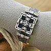 Серебряное кольцо Перстень с молитвой вставка белые фианиты вес 4.76 г размер 18.5, фото 5