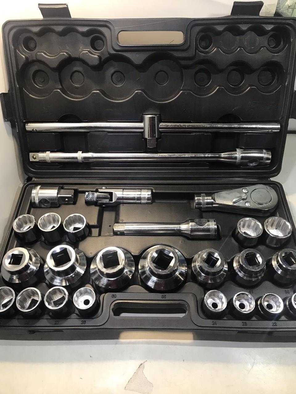 Набір ключів великих розмірів LEX 26шт