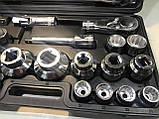 Набір ключів великих розмірів LEX 26шт, фото 8