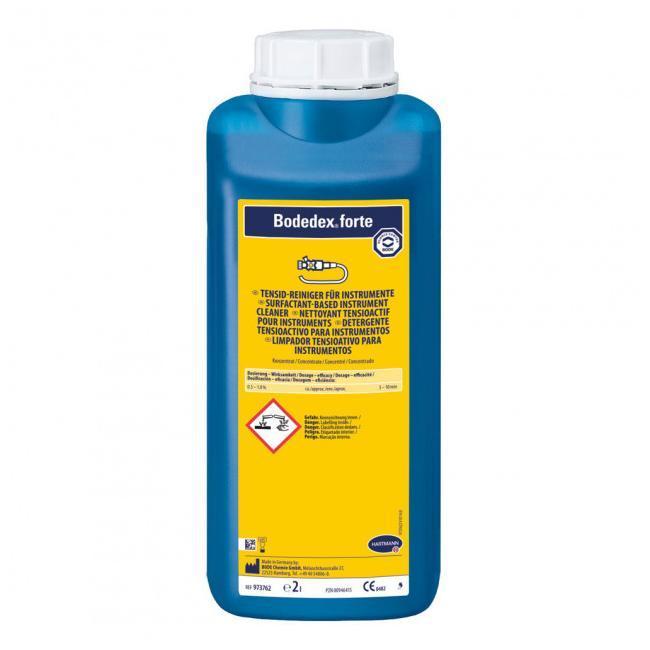 Сильнодействующий жидкий очиститель Бодедекс® форте для инструментов, канистра 2 л