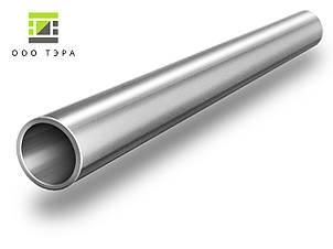 Круглая нержавеющая труба 159 х 2 мм aisi 304 матовая DIN 11850 кислотостойкая., фото 2