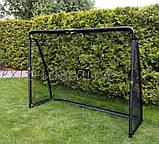 EXIT футбольные ворота стальные Coppa Tor 220 х 170 см чёрные, фото 10