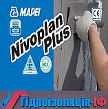 Суміш на цементній основі для вирівнювання стін, стель та підлог Nivoplan Plus, фото 2