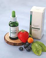 Питательная мультивитаминная сыворотка (с витаминами  A, B, C, E) Green Pharm cosmetic, 30 мл, фото 1