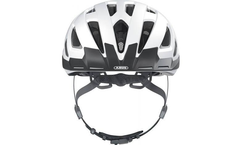 Шолом велосипедний ABUS URBAN-I 3.0 XL 61-65 Polar White, фото 2