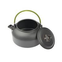 Чайник туристический походный 0.8л, для горелки