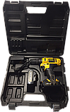 Акумуляторний шуруповерт Euro Craft CD216 18V, фото 4