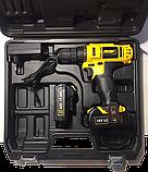 Акумуляторний шуруповерт Euro Craft CD216 18V, фото 5