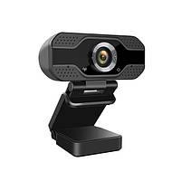 Веб-камера Dynamode W8 SP-C-118-2Mp 2.0 MegaPixels, 1920x1080 видео: до 30 к/с, угол 75°, USB, встр. микрофон