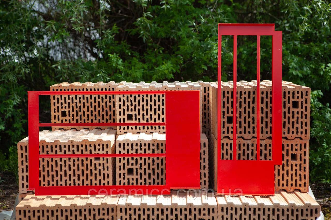 Слайдер 38 для кладки блоків на розчин, ширина 427мм