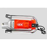 Вібратор глубинний для бетону LEX LXCV23-4M, фото 8
