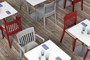 Кресло Papatya Eden-K матовое красный кирпич, фото 3