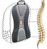 Рюкзак ортопедический школьный, Dr.Kong Z1116011D, синий, размер S, фото 2