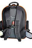 Рюкзак ортопедический школьный, Dr.Kong Z1116011D, синий, размер S, фото 4