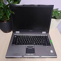 """Ноутбук б/у 15.4"""" Toshiba Tecra A8 (Intel Core 2 Duo T5500 / DDR2-2 Gb / HDD 80 Gb )"""