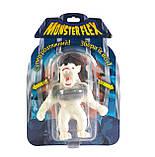 """Monster Flex Игрушка растягивающаяся """"Оборотень белый"""", 90002, фото 2"""