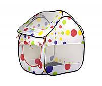 Детская игровая палатка домик A999-48A