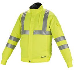 Аккумуляторная куртка с вентиляцией Makita DFJ214Z (DFJ214Z3XL) 2XL