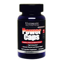 Ultimate Nutrition Power Caps 90 капс