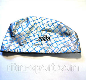 Шапочка для плавания Cima из непромокаемой ткани, фото 2