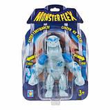 """Monster Flex Игрушка растягивающаяся """"Человек-айсберг"""", 90011, фото 2"""