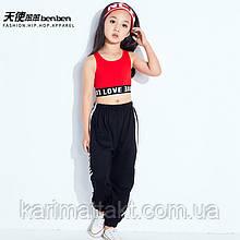 Детский костюм для хип-хопа и танцев.
