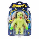 """Monster Flex Игрушка растягивающаяся светящаяся в темноте """"Мумия"""", 90013, фото 2"""