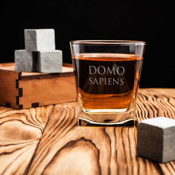 Стакан для виски Domosapiens квадратный 250 мл (7550)