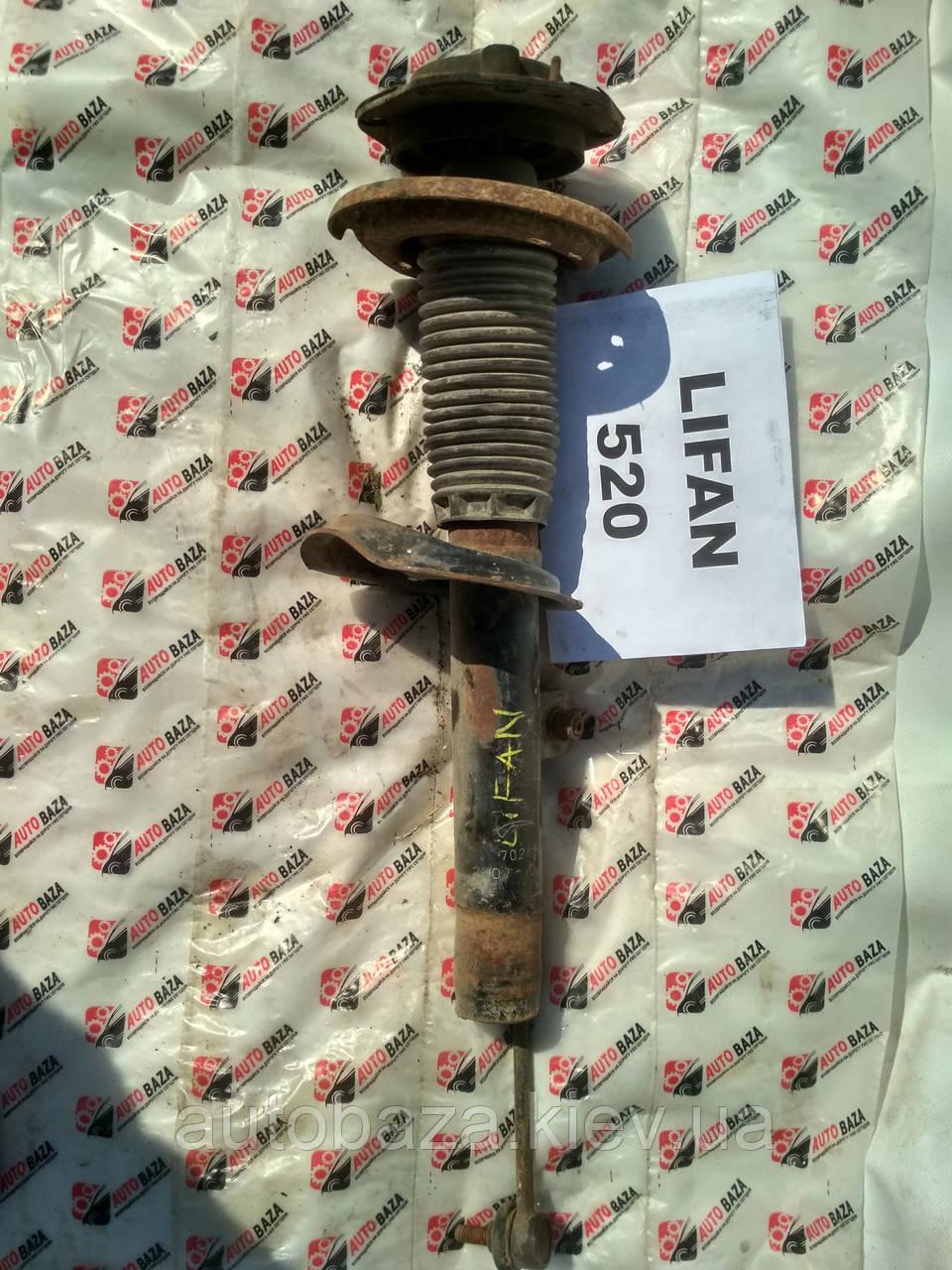Амортизатор передний левый LBA2905110 lifan 520