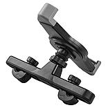 Автомобильный держатель холдер Primo VCP-006 для планшета на подголовник - Black, фото 4