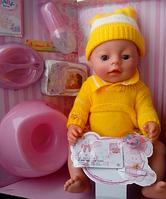 Кукла - пупс Baby Love, ВL 009 B