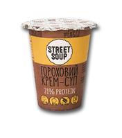 Крем-суп гороховый STREET SOUP, 50 г (стакан)