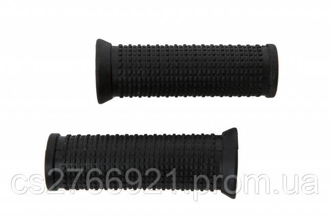 Грипсы TPR L92mm / R92mm черн. JT-G07, фото 2