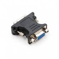 Перехідник DVI 24+5 M to VGA F Vinga (VCPADVIMVGAF)