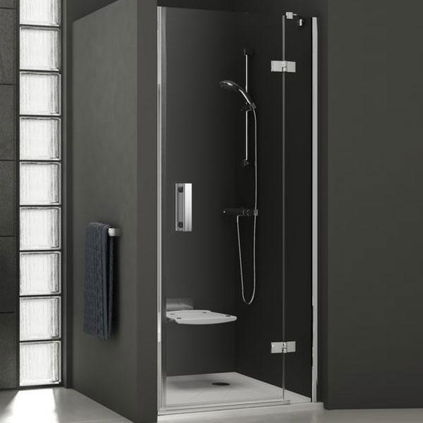 Душевые двери Ravak Душевые двери Ravak SmartLine 100 см SMSD2-100 A-R хром+transparent (0SPAAA00Z1)