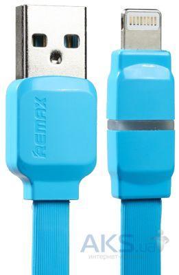 Кабель USB Remax Breathe Lightning Cable Blue (RC-029i)