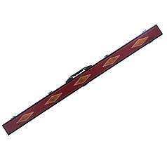 Чехол для кия, кожа, L=121cm