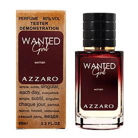 Azzaro Wanted Girl - Selective Tester 60ml #B/E
