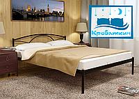 Металлическая кровать Palermo-1 (Палермо-1) 80х190см Метакам, фото 1
