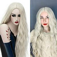 Парик блондинка
