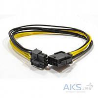 Кабель (шлейф) Cablexpert PCI express, 6+2 пин