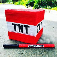 VIP Піньята ПРЕМІУМ Якості. MineCraft МайнКрафт. Є розміри.