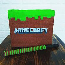 VIP Пиньята ПРЕМИУМ Качества. MineCraft МайнКрафт. Есть размеры.