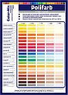 Пигмент для краски Апельсиновый 06 Color-Mix Polifarb 120мл, (Колер-паста, колорант), фото 2