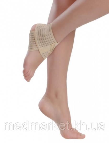 Бандаж на голеностопный сустав MedTextile 7011 эластичный
