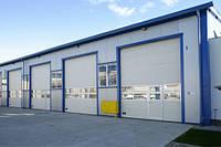 Строительство каркасного ангара 15х60 под ведение коммерческой деятельности 900 кв.м. Магазин, ТЦ, СТО, склад.