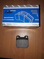 Тормозные колодки задние Opel Vectra B, Omega A, Omega B (1605005,1605026, 1605031, 1605047, 1605618, 1605687)