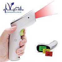 Бесконтактный термометр инфракрасный YONKER YK-IRT2 медицинский электронный цифровой