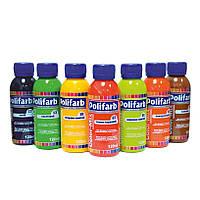 Пигмент для краски Чорний 18 Color-Mix Polifarb 120мл, (Колер-паста, колорант)