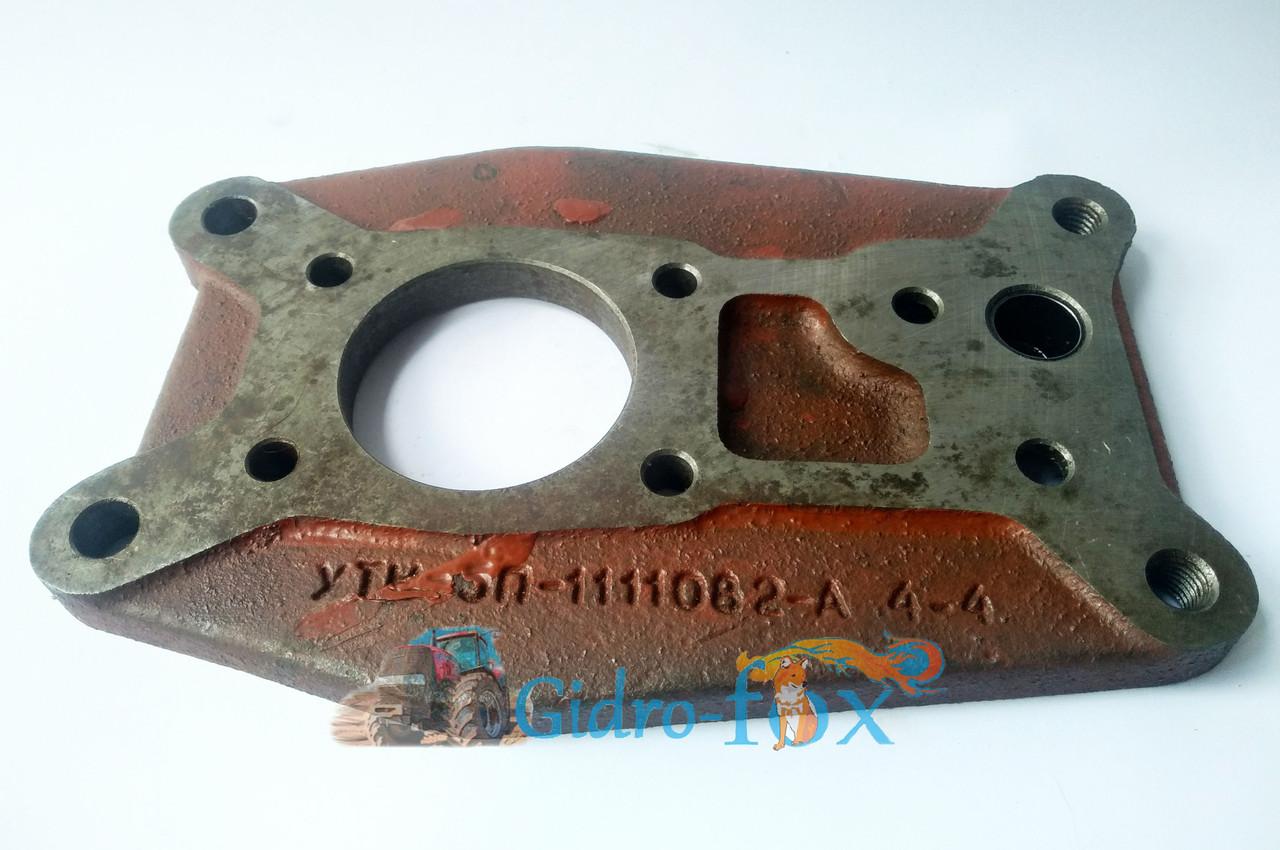 Плита (фланець) кріплення паливного насоса ПНВТ ЮМЗ (Д-65) рядний Кт.Н. УТН-5П-1111082-А